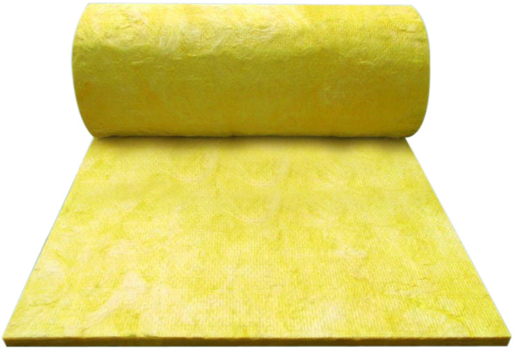 Glass Wool Blanket Insulation Plain BJKNGW001