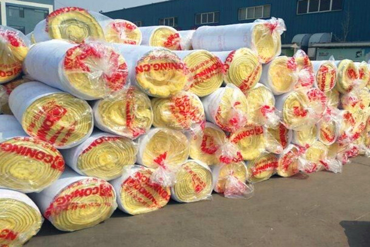 CONING glass wool insulation new packing